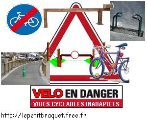 piste cyclable danger 2